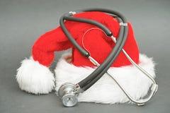 Christmas healthcare Royalty Free Stock Photos