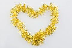 Christmas heart Royalty Free Stock Photo