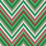 Christmas Herringbone Royalty Free Stock Image