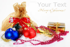 Christmas holiday Royalty Free Stock Image