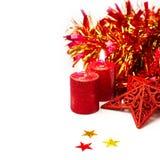 Christmas holiday background Stock Photos