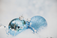 Christmas Holiday background. With Copy Space Stock Image