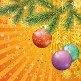Christmas Holiday Background Royalty Free Stock Photos