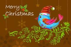 Christmas holiday background Stock Image