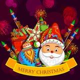 Christmas holiday background Stock Photo