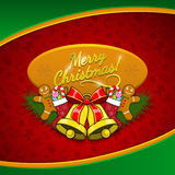 Christmas holiday background. Royalty Free Stock Photography