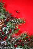 Christmas Holiday Background Wallpaper to Add Text Stock Photography