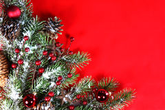 Christmas Holiday Background Wallpaper to Add Text Royalty Free Stock Image