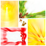 Christmas holiday backgrounds Royalty Free Stock Photo