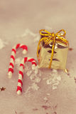 Christmas holiday candy sticks Royalty Free Stock Photography