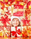 Christmas holiday concept Stock Image