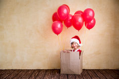 Christmas holiday concept Stock Photography