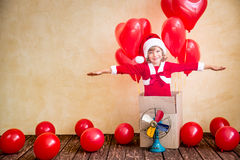 Christmas holiday concept Stock Images