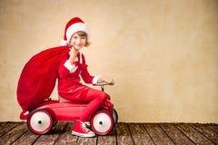 Christmas holiday concept Stock Photos