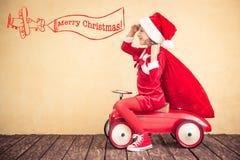 Christmas holiday concept Stock Image