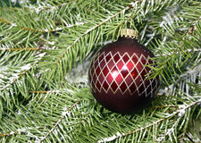 Christmas Holiday Decoration Royalty Free Stock Images