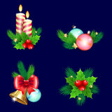 Christmas holiday decoration Royalty Free Stock Photography