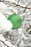 Christmas Holiday Decoration Ornament Stock Photography