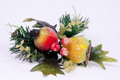 Christmas Holiday decorations Stock Images