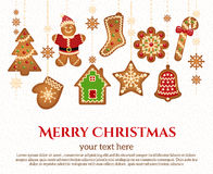 Christmas holiday elements Royalty Free Stock Photography