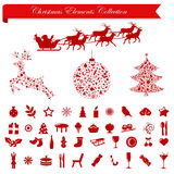 Christmas Holiday Elements. Vector Stock Photography