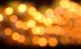 Christmas holiday lights bokeh background Stock Images
