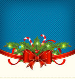 Christmas holiday packing Royalty Free Stock Image