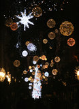 Christmas holiday in salerno Stock Photos