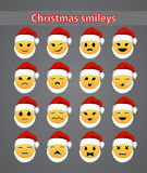 Christmas holiday smiles Stock Photography