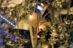 Christmas Holiday Tree Decorations Royalty Free Stock Photos