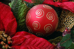 Christmas Holiday Wallpaper Stock Images