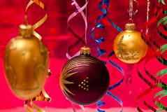 Christmas Holidays Royalty Free Stock Photography