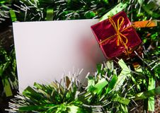 Christmas and holidays background Stock Image