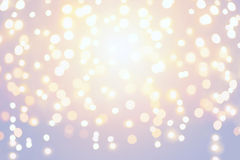 Christmas holidays light  background. Abstract Christmas holidays light background Royalty Free Stock Photography