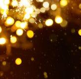 Christmas holidays light  background Stock Photography