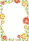 Christmas holly. Illustration of Christmas holly border Royalty Free Stock Image
