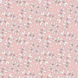 Christmas holly berries seamless pattern. Xmas vector illustration Royalty Free Stock Photos