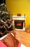 christmas home Στοκ εικόνα με δικαίωμα ελεύθερης χρήσης