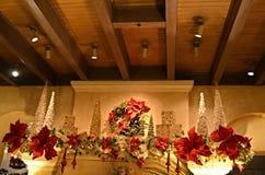 Christmas Home Decoration Stock Photography