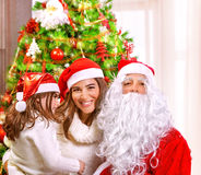 Christmas at home Royalty Free Stock Images