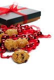 Christmas homemade cookies Stock Photo