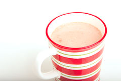 Christmas Hot chocolate Royalty Free Stock Images
