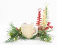 Christmas Hot Chocolate Stock Image