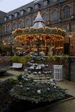 CHRISTMAS I TIVOLI GARDEN Royalty Free Stock Photo