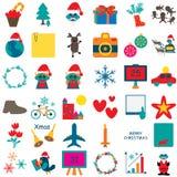 Christmas Icon 1 Royalty Free Stock Photos