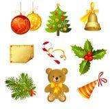 Christmas icon Royalty Free Stock Photo