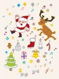 Christmas icon Stock Photo