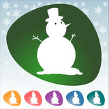 Christmas Icon. Christmas Icon, Christmas concept. Vector Illustration, EPS 10 Royalty Free Stock Images