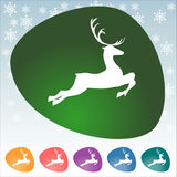 Christmas Icon. Christmas Icon, Christmas concept. Vector Illustration, EPS 10 Royalty Free Stock Image