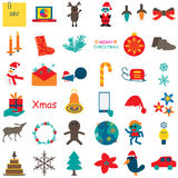 Christmas Icon 2 Royalty Free Stock Photo